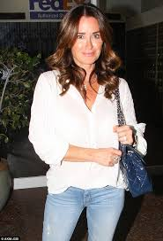 kyle richards hair extensions kyle richards is almost unrecognizable with new hair style as she