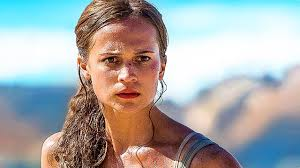 tomb raider movie trailer 2018 alicia vikander is lara croft