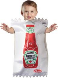 Sriracha Halloween Costume Trick Defeat Food Costumes Kids Good Blog