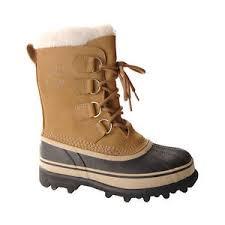 womens black winter boots size 9 sorel s caribou buff black winter boots waterproof