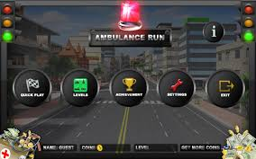 ambulance run android apps on google play