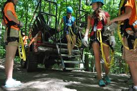 Treetop Canopy Tours by Tour U0026 Pricing With Wildwood Rush