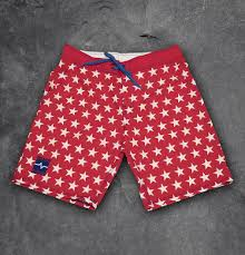 American Flag Workout Shorts American Flag Usa Board Short By Redline Gear