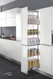 kitchen cabinet baskets home decoration ideas