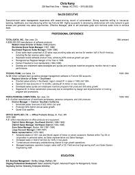 Manager Experience Resume 10 Sales Resume Samples Hiring Managers Will Notice