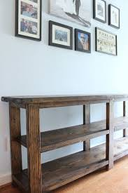 best 25 rustic console tables ideas on pinterest sofa table