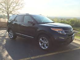 Ford Explorer Sport Price In India 2015 Ford Explorer Limited Rental Review The Truth About Cars