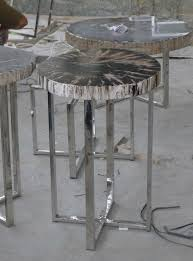 petrified wood end table 43 best petrified wood indonesia images on pinterest indonesia