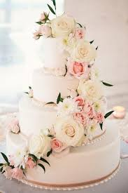 wedding cake flower wedding cake flowers simple auroravine