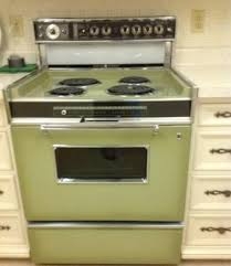 ge stoves green avacado electric range post 734562 reply 29