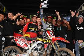 mad mike motocross race day feed las vegas supercross racer x online