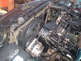 Dodge Ram Cummins Radiator - cummins 12 valve electric fan install write up diesel bombers