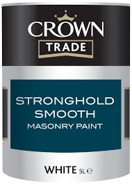 trade stronghold smooth masonry paint