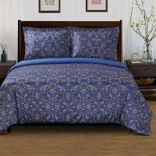 Poetic Wanderlust Bedding Poetic Wanderlust By Tracy Porter Gigi Damask Duvet Set With Shams