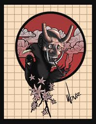 tengu tatoo design by wonszlol on deviantart
