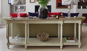 one kings lane table your guide to the world of console tables one kings lane our