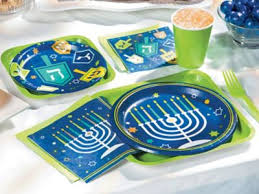 hanukkah party decorations 1st birthday party supplies blue party supplies decorations