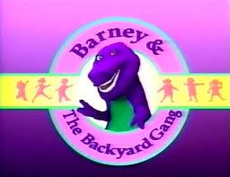 lovely barney backyard show part 3 part 3 barney u0026 the