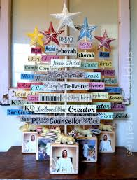 snippets and pretties christ trees paint stick trees christmas