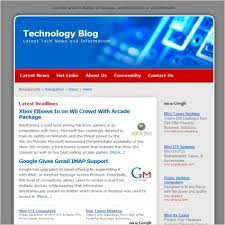templates for blogger for software technology blog template free website templates in css html js