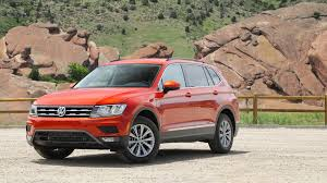 2018 volkswagen tiguan first drive weird in name only
