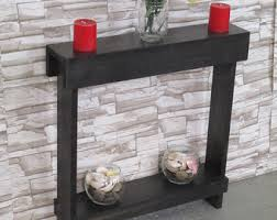 Small Accent Table Accent Table Etsy