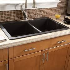 Kitchen Sink Countertop Selecting The Ideal Kitchen Sink At The Home Depot