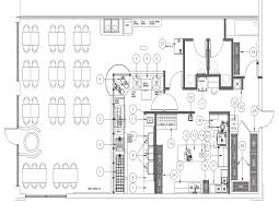 Layout Design Of House Restaurant Kitchen Layout Templates Interior Design Project Role