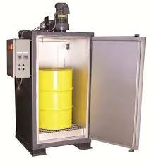 chambre chaude chambre chaude pour fûts pour conteneur max 1 000 lbs e1