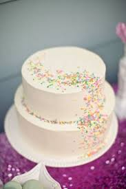 23 fun and colorful sprinkle wedding cakes crazyforus