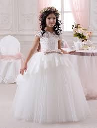 dress for communion holy communion dress gown ivory communion