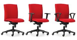 chaise de bureau tissu fauteuil de bureau contemporain en tissu hauteur réglable
