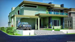 Modern Contemporary House Plans 2 2 Kanal Dha Karachi Modern Contemporary House Design With