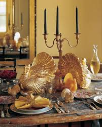 35 gold thanksgiving décor ideas digsdigs