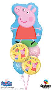 peppa pig happy birthday balloon online melbourne