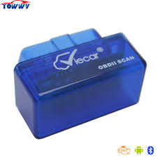 mini obd2 viecar vc001 b bluetooth elm327 car diagnostic scanner