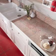 castorama faience cuisine carrelage sol et mur décor antico 45 x 45 cm castorama
