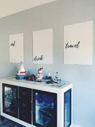 Dining Room Wall Dining Room Wall Art Diy Decor On A Budget Mommy My Way