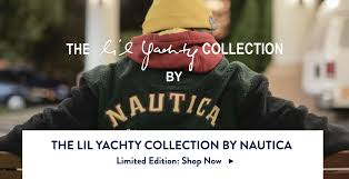 nautica the official site for apparel accessories home more the lil yachty collection by nautica has now dropped