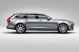 brand new volvo volvo v90 2016 revealed the s90 u0027s estate mate is here by car