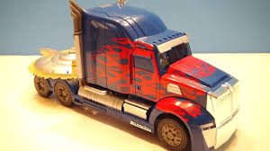 transformers hound truck transformers 4 age of extinction optimus prime first edition video