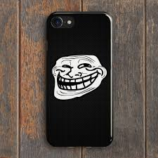 Phone Case Meme - troll face meme phone case pc0036 cushioned lap trays by yoosh