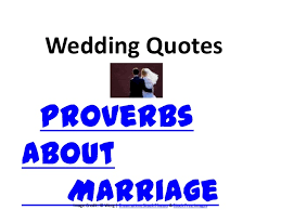 wedding sayings sayings