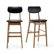 chaise de bar cuisine tabouret de cuisine tabouret de bar de cuisine en mactal et vinyl