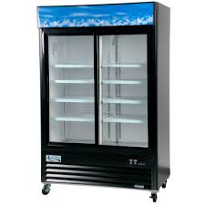 table top freezer glass door avantco gds 47 hc 53