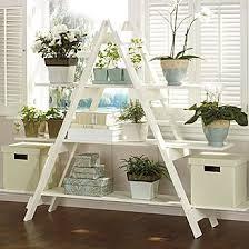 Diy Ladder Shelf Shelves Tutorials by 19 Best Plant Shelves Images On Pinterest Plant Shelves Balcony