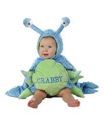 baby costume crabby baby costume