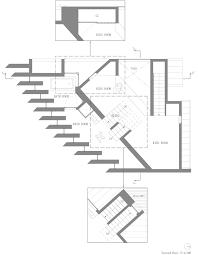 unique home floor plans unique home by fujiwarramuro architects in kyoto keribrownhomes