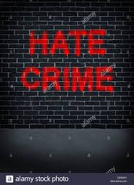 crime social problem concept with a dark grey brick wall with