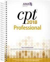 cpt professional edition 2018